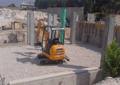 Mezzi all'opera | AG Scavi di Alessio Gatto